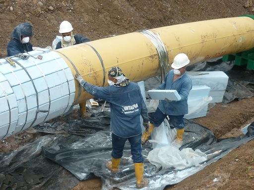 Oleoductos de Crudos Pesados OCP